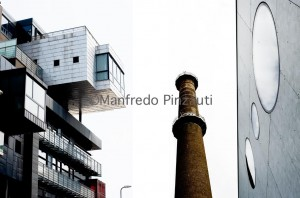 New Architectural Look of Milan